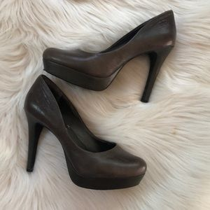 🎉Jessica Simpson Brown  Heels